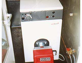 Tepelná technika Praha