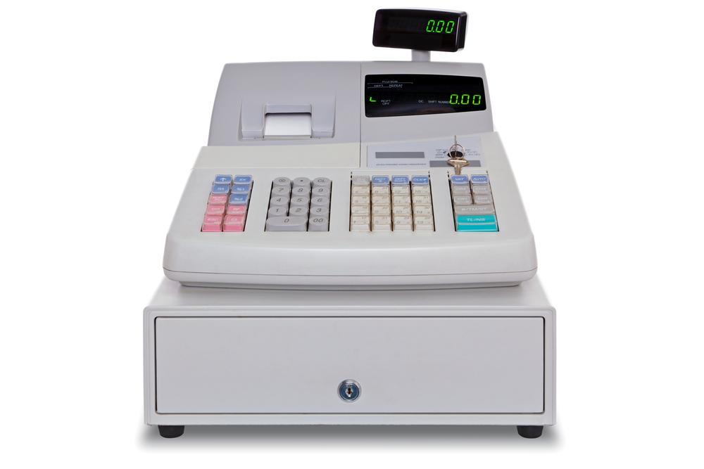 Registrační pokladny EET