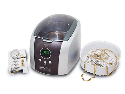 Ultrazvukový čistič brýlí a šperků
